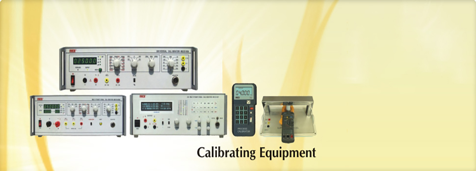 Calibrating Equipment