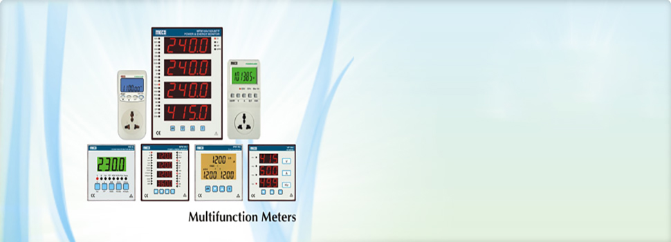 Multifuction Meters