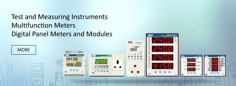 Panel and Switchboard Instruments,Test And Measuring Instruments