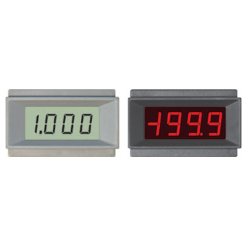 3½ Digit LCD & LED Modules