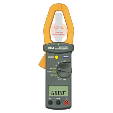 Clamp - On TRMS Power & Energy Meter