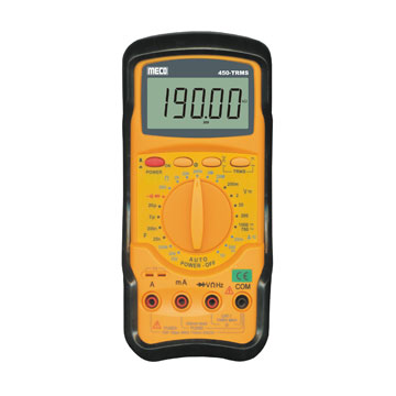 4-1/2 Digits 20,000 Counts Autoranging Digital Multimeters - TRMS & Accessories