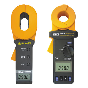 Clamp-On Earth / Ground Resistance Tester