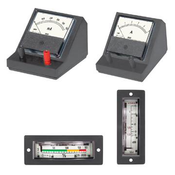 Educational Desk Stand Meters and Panel Meters