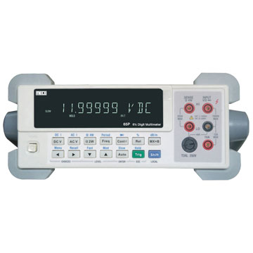6½ Digit 1,20,000 Counts Bench Top Digital Multimeter