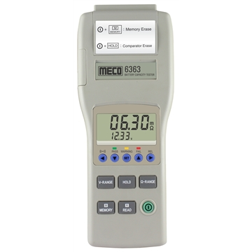 BATTERY CAPACITY (IMPEDENCE) TESTER (UPTO 500 Ah & 40V)