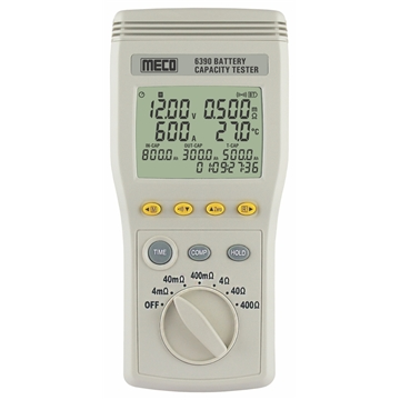 BATTERY CAPACITY (IMPEDENCE)TESTER (UPTO 1200 Ah & 60V)