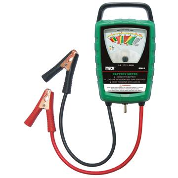 BATTERY METER (UPTO 500 Ah & 12V) - LOAD TESTER