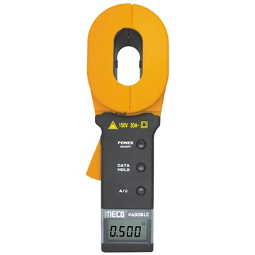 Clamp - On Earth / Ground Resistance & Leakage Current Tester (suitable for 65 x 32mm Conductor)
