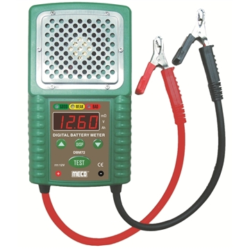 DIGITAL BATTERY METER (UPTO 200 Ah & 12V) - LOAD TESTER
