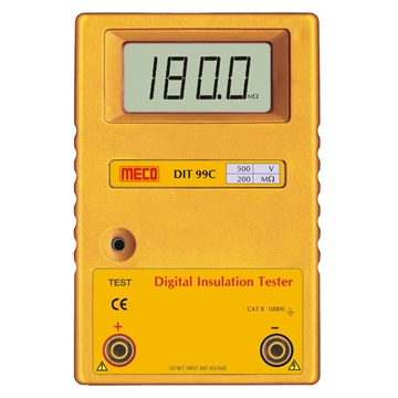 Insulation Tester - Digital