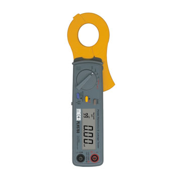 AC Clamp-On Power Harmonics & Leakage Tester