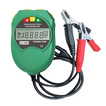 VEHICLE BATTERY SYSTEM METER